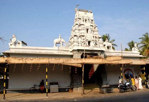 Arulmigu Eachanari Vinayagar Thirukoil