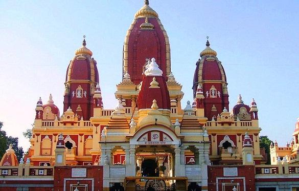 Famous Temples in Delhi-Birla Mandir