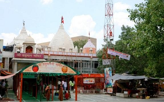 Famous Temples in Delhi-The Hanuman Temple