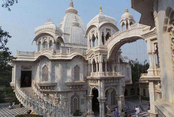 ISKCON Temple Vrindavan