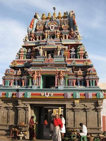 Varadharaja Perumal Temple in Kanchipuram, Tamil Nadu
