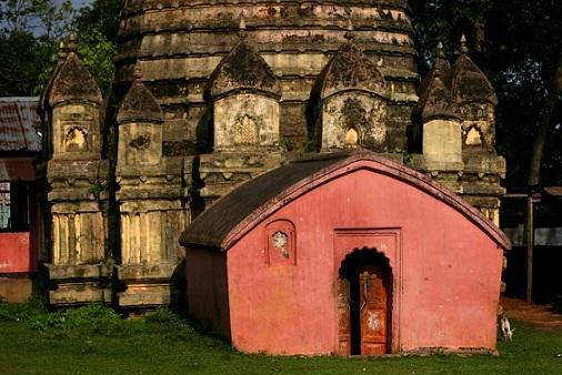 Asvakranta Temple in Guwahati, Assam