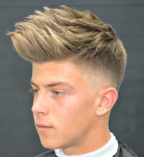 Long Taper Haircut