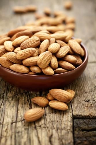 Heart Healthy Diet Almonds