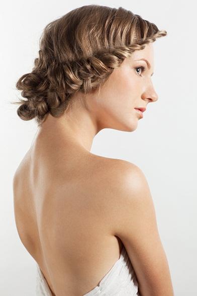 Braidmaids Updo Hairstyles 1