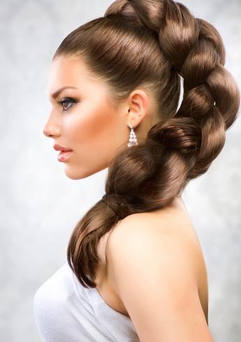 Braidmaids Updo Hairstyles 2