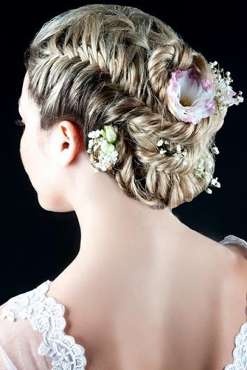 Braidmaids Updo Hairstyles 4