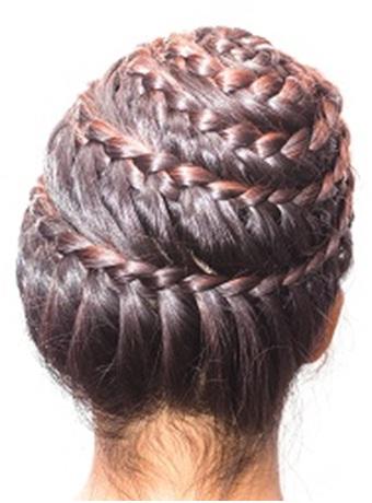 Braidmaids Updo Hairstyles 5