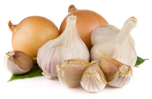 Onion Garlic Juice