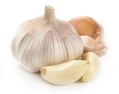Garlic - pimple