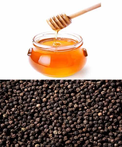 pepper and honey