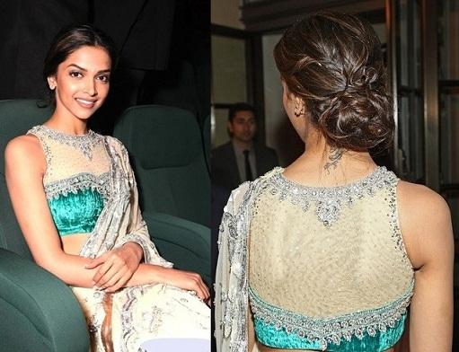 9 Indian Fashion Designers Saree Blouse Patterns
