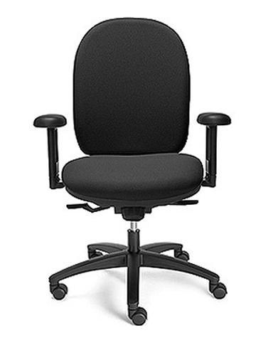 Short Back Chair