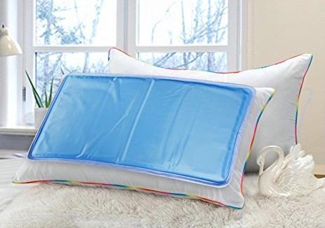 Soft & Flexible Slim Cool Pillow