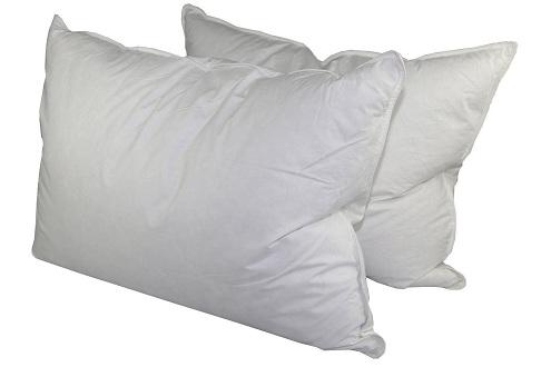 White Goose Feather Pillows