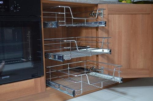 Basket type kitchen Drawers