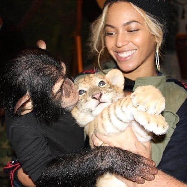 Beyonce without Makeup Main