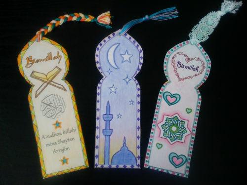 Ramadan Bookmark