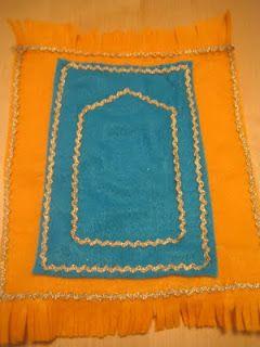 Ramadan Rug