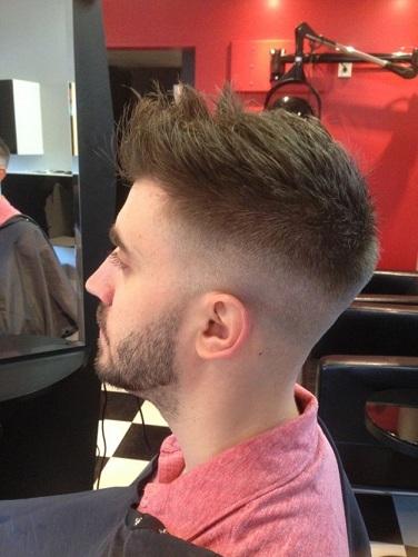 Straight Razor Haircut