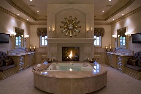 Luxury Bathroom style