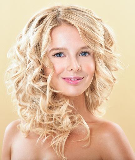 Permed hairstyles 3