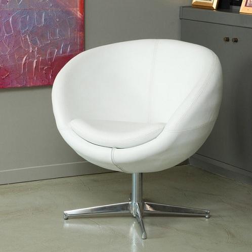 Stylish Round Back Chair