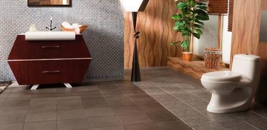 14863418 - modern bathroom in a luxury apartment