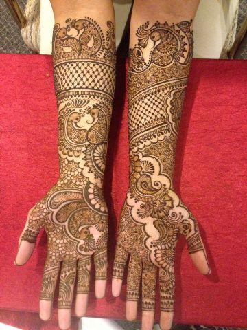 Mehendi Designers In Hyderabad - Miskeen Jahan