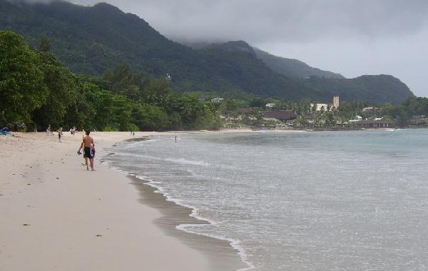 beau-vallon_Seychelles Tourist Places