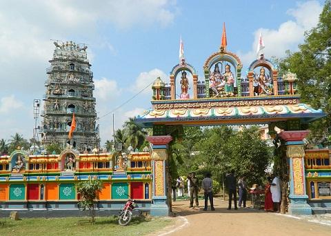 Vasavi Kanyaka Parmeswari Temple