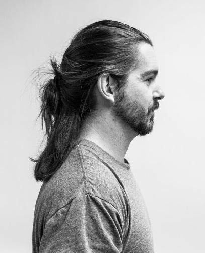 Loose Braid Viking Hairstyle