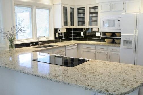 A Modern White Kitchen Design
