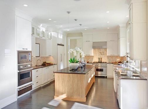 9 Modern Classic Kitchen Designs