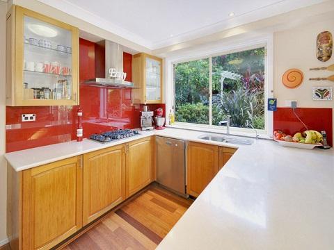 Retro U Shaped Kitchen