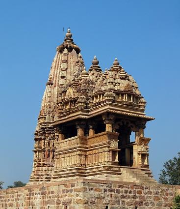Javari Temple In Khajuraho