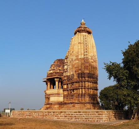 Chaturbhuj Temple In Khajuraho