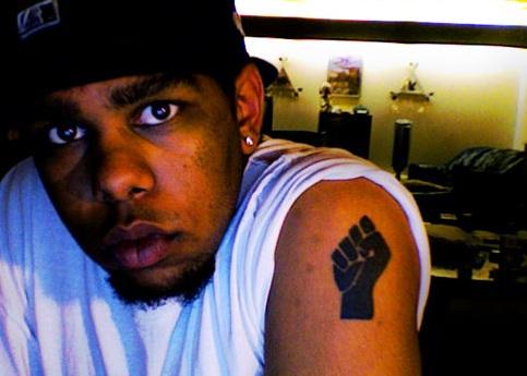 Black Pride Tattoos Design