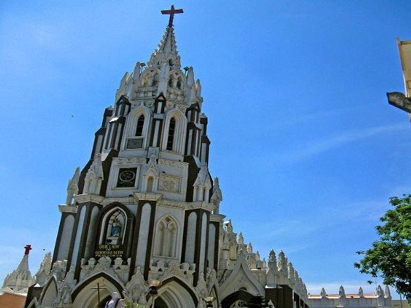 Churches in Bangalore