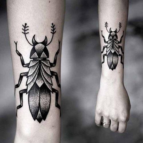 Beetle Tattoos