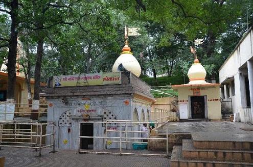 temples in nasik