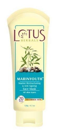 Lotus Herbals Marinyouth Marine restructuring & Anti Aging Face Mask