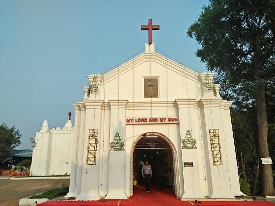 Churches in Chennai