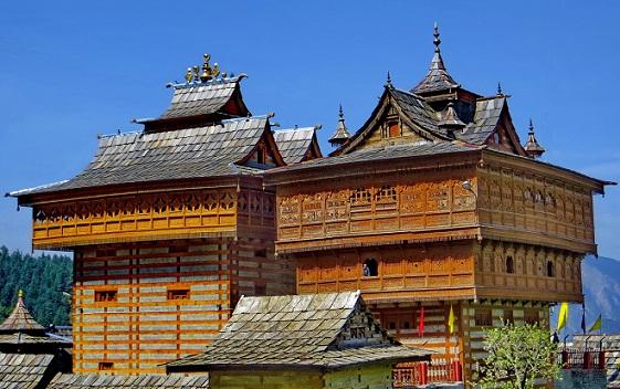 Shri Bhima Kali Temple At Sarahan