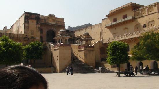 Shila Devi Temple