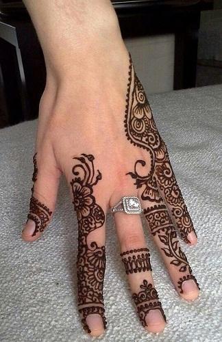 Anitha Mehndi Arts
