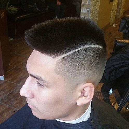High Smooth Mexican Haircuts