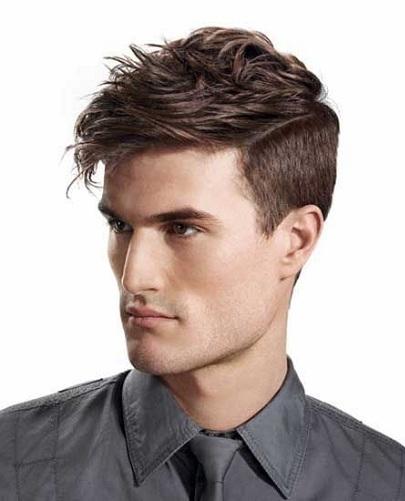 Tousled Undercut Mexican Haircuts
