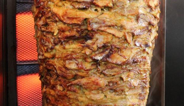 hyderabad special shawarma