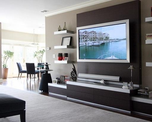 Built-in TV Units